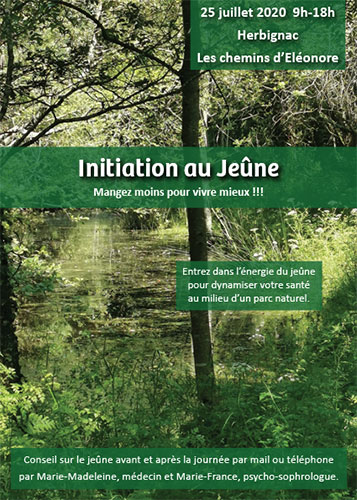 Stage Jeune 2020 Herbignac 44