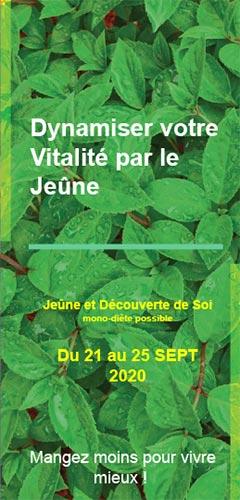Stage Jeune 2020 Tiffauges